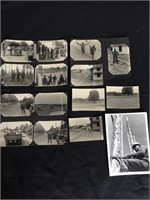 Vintage collectible cards, books & photographs