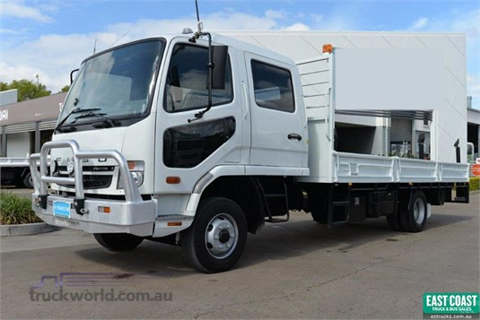 2010 Mitsubishi FK600 Trucks for Sale