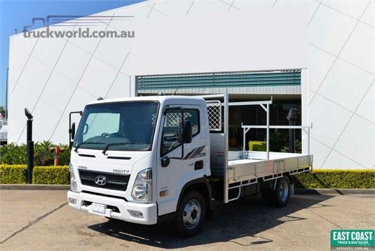 2018 Hyundai Mighty EX4 MWB Trucks for Sale