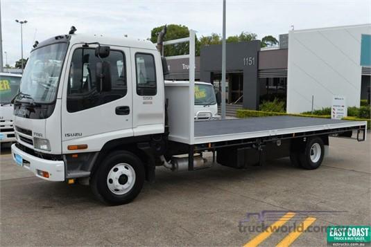 2007 Isuzu FRR 550 Trucks for Sale