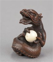 The Mang Collection of Japanese Netsuke