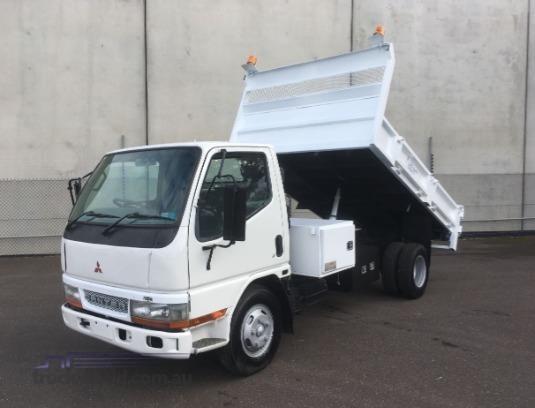 2002 Mitsubishi Canter FE537 - Trucks for Sale