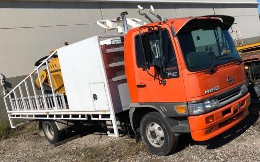 1999 Hino Ranger FC - Trucks for Sale