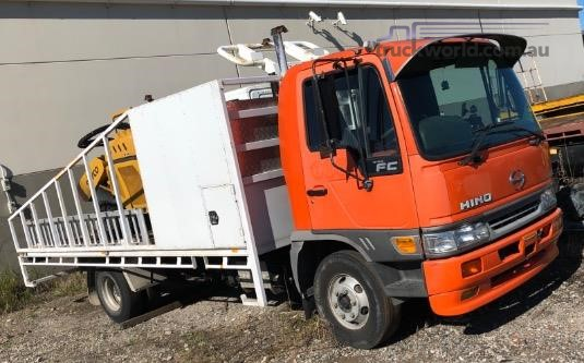 1999 Hino Ranger FC Trucks for Sale