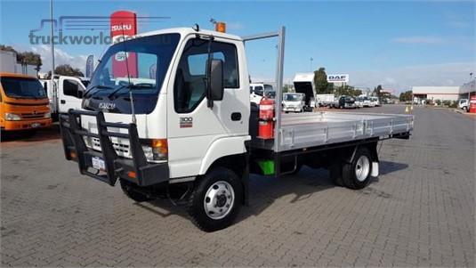 Isuzu NPS 300 4x4 Trucks for Sale