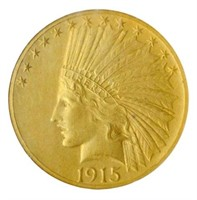 October 2012 Coin Sale