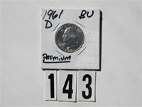 Rare Coins, Key Dates, Currency, Proof Sets and More