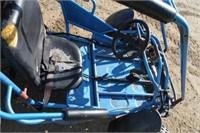 CARTER GO KART, 20HP CARTER ENGINE, ELECTRIC START   Smith Sales LLC