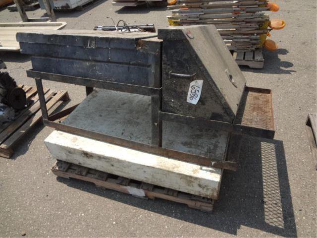CPL Tool Box & Weather Guard Packrat Toolbox   BidCal, Inc