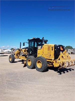 2014 Caterpillar 140M Heavy Machinery for Sale