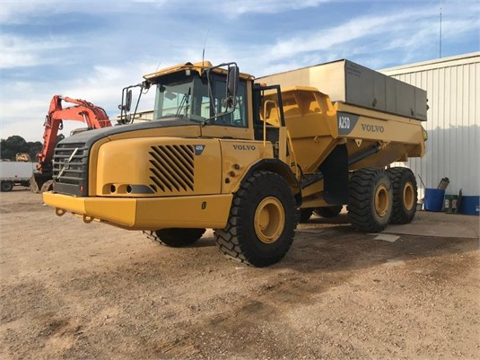 0 Volvo A25D - Heavy Machinery for Sale
