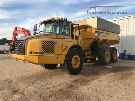 0 Volvo A25D Heavy Machinery for Sale