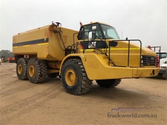 0 Caterpillar 740 - Heavy Machinery for Sale