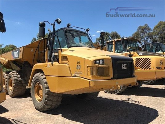 0 Caterpillar 730C - Heavy Machinery for Sale