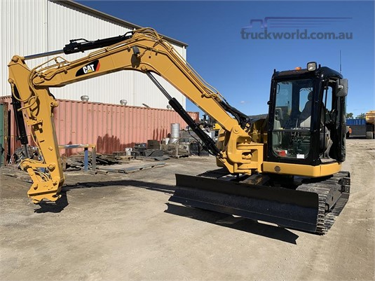 2012 Caterpillar 308D CR SB Heavy Machinery for Sale