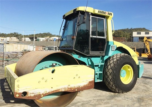 2008 Ammann ASC110D - Heavy Machinery for Sale