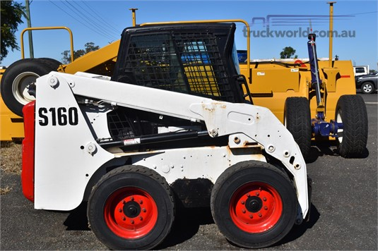 2007 Bobcat S160 Heavy Machinery for Sale