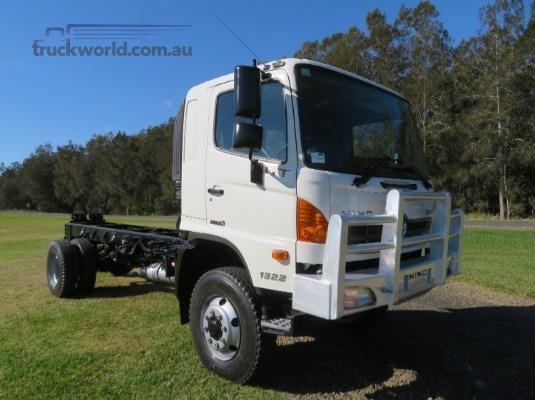 2012 Hino 500 Series 1322 GT 4x4 - Trucks for Sale