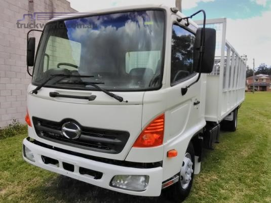 2007 Hino Ranger 6 FD Trucks for Sale