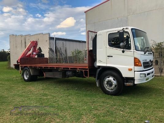 2003 Hino GH1J Trucks for Sale