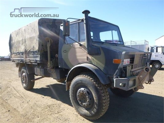 1985 Mercedes Benz other Western Traders 87 - Trucks for Sale
