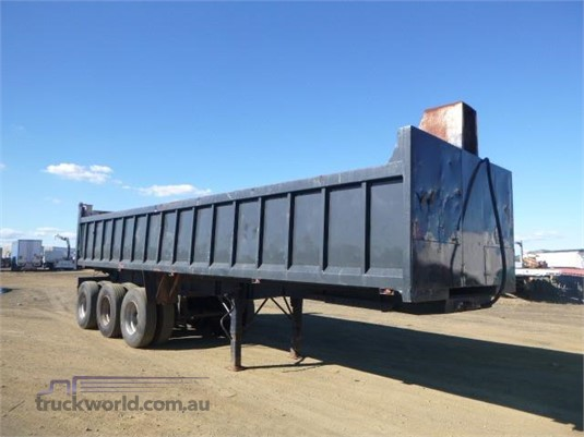 M & S Tipper Trailer - Trailers for Sale