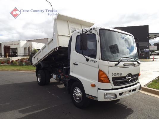 2007 Hino FC Cross Country Trucks Pty Ltd - Trucks for Sale