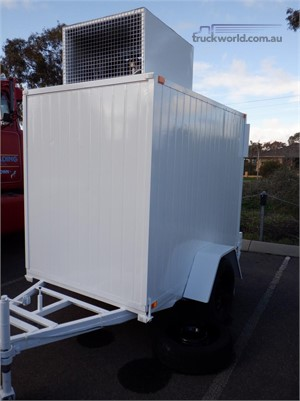 Custom Catering Trailer - Trailers for Sale