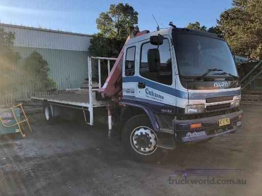 2005 Isuzu FVD 950 XXL Hills Truck Sales - Trucks for Sale