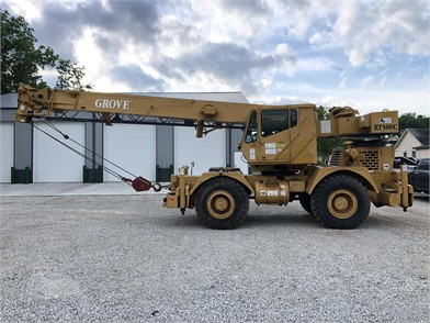 GROVE Construction Equipment For Sale In Iowa - 29 Listings