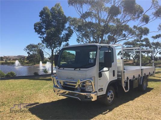 2019 Isuzu NPR 45 155 Tradepack Trucks for Sale