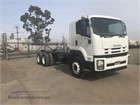 Isuzu other 6x4|Cab Chassis