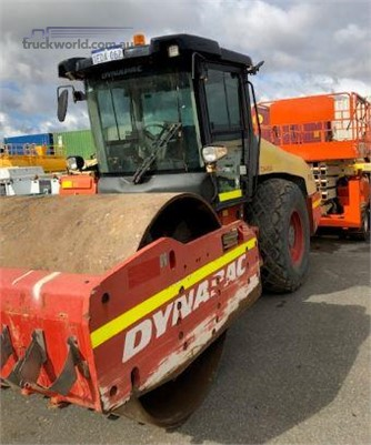 2012 Dynapac other Delco Equipment Pty Ltd - Heavy Machinery for Sale