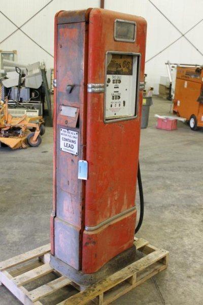 PHILLIPS 66 BOWSER MODEL 575 GAS PUMP | Smith Sales LLC