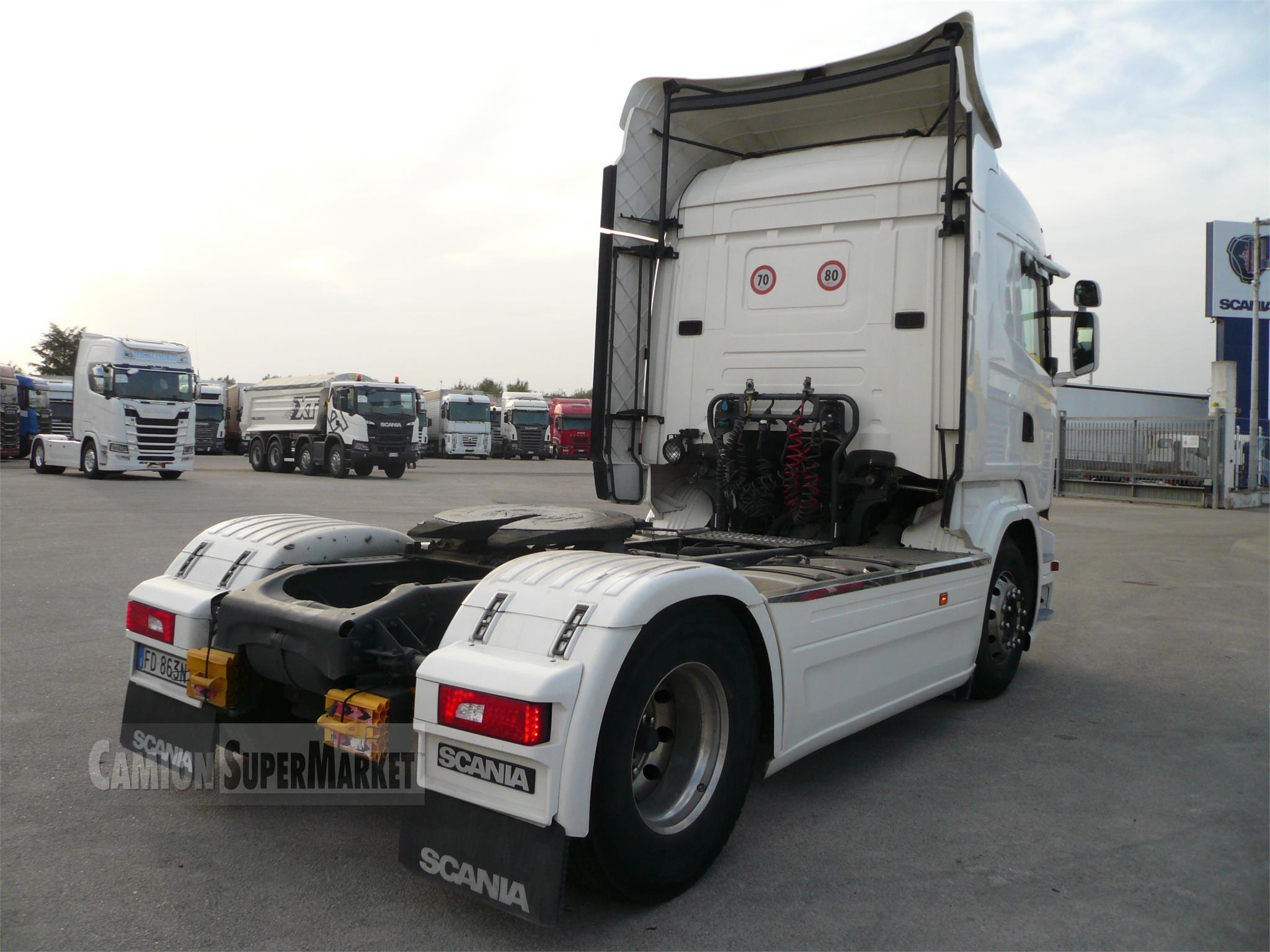 Scania R450 Uzywany 2016 Puglia