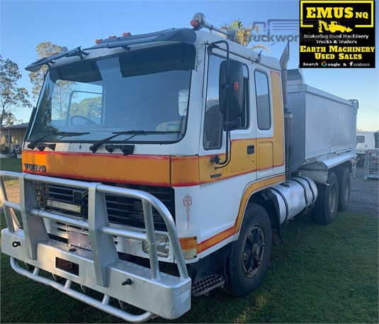 1987 Volvo FL10 Wrecking for Sale