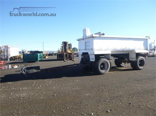 1984 Homemade Tipper Trailer Trailers for Sale