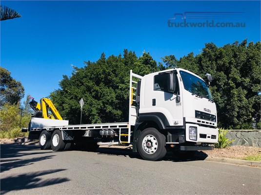 2018 Isuzu FXD 1000 - Trucks for Sale