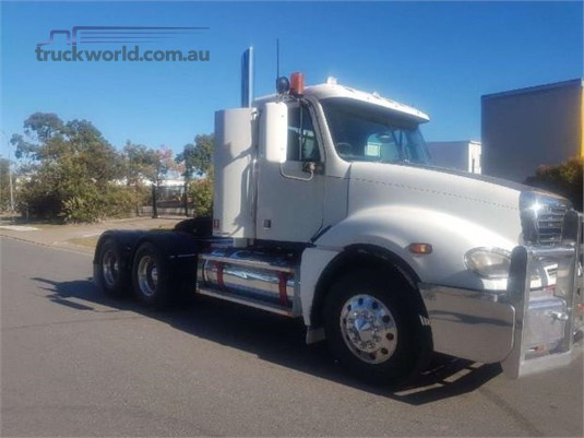2009 Freightliner Columbia CL120 Steve Penfold Transport Pty Ltd - Trucks for Sale