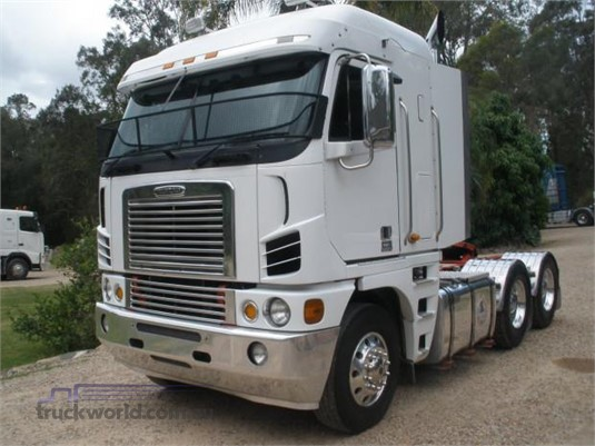 2009 Freightliner Argosy Steve Penfold Transport Pty Ltd - Trucks for Sale