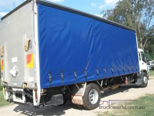2001 Isuzu FVR 950 Long Steve Penfold Transport Pty Ltd - Trucks for Sale