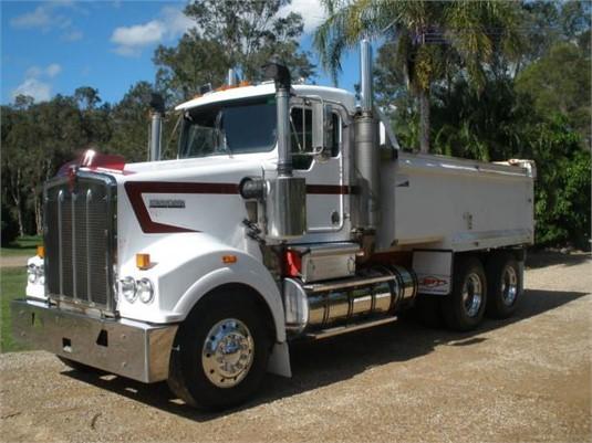 2005 Kenworth T950 Steve Penfold Transport Pty Ltd - Trucks for Sale
