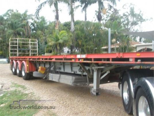 2010 Maxitrans Flat Top Trailer Steve Penfold Transport Pty Ltd - Trailers for Sale
