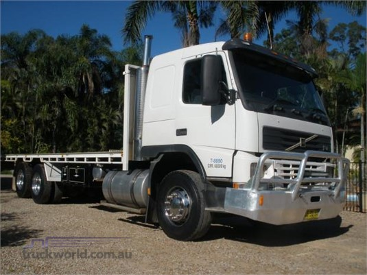 2001 Volvo FM12 Steve Penfold Transport Pty Ltd - Trucks for Sale