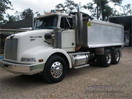 1996 Western Star 3800E Steve Penfold Transport Pty Ltd - Trucks for Sale