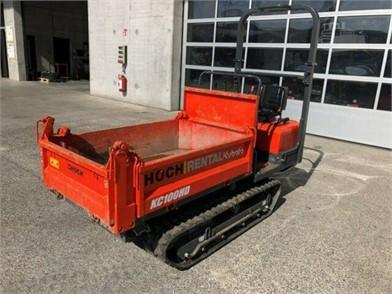KUBOTA Dumpers For Sale - 13 Listings   MachineryTrader com