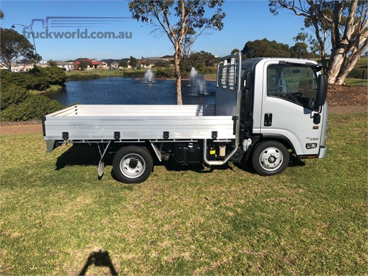 2018 Isuzu NLR 45 150 Traypack Trucks for Sale