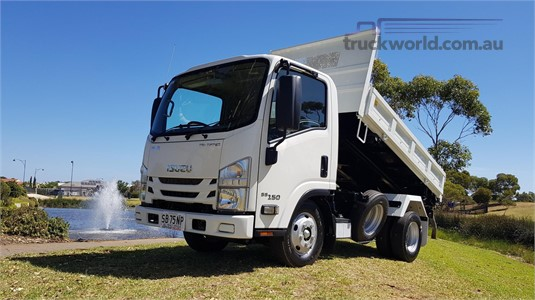 2019 Isuzu NLR 55 150 Tri Tipper - Trucks for Sale