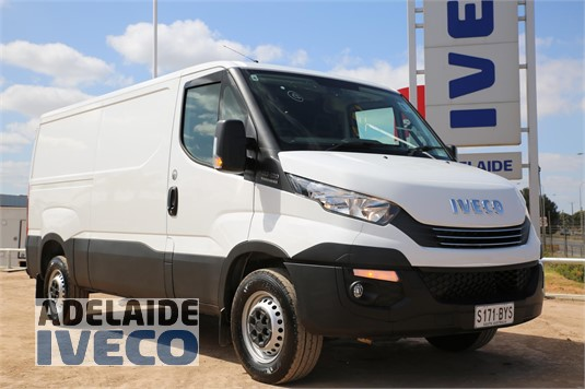 2018 Iveco Daily 35S17A8 9m2 Adelaide Iveco - Light Commercial for Sale