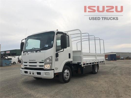 2011 Isuzu NPR 200 Used Isuzu Trucks - Trucks for Sale